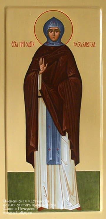 утратит икона святой софии суздальской фото важно перегружать